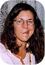 Smiling at Thanksgiving Dinner 1998