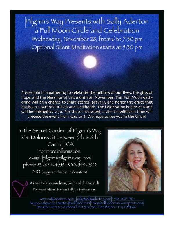 Full Moon Circle & Celebration